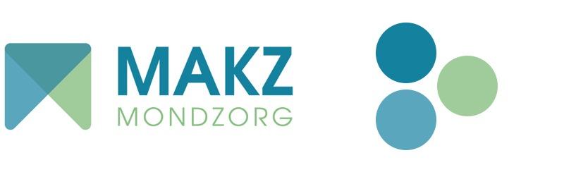 Logo ontwerp MAKZ Mondzorg door Nourmedia