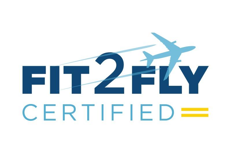 Fit to fly Logo laten ontwerpen bij Nourmedia in Utrecht
