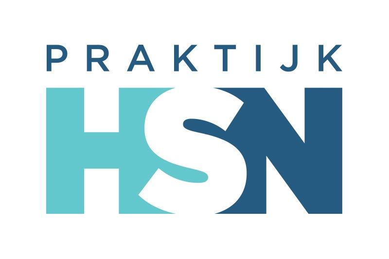 Praktijk HSN Utrecht logo laten ontwerpen in Utrecht bij Nourmedia