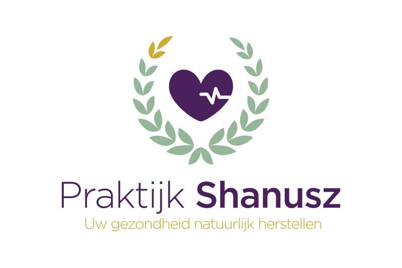 Praktijk Shanusz logo laten ontwerpen in Utrecht bij Nourmedia