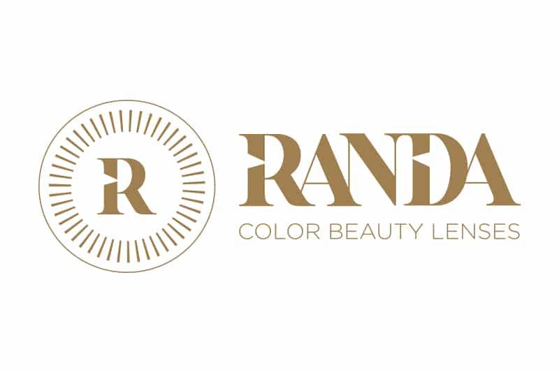 Logo ontwerp Randa Lenses