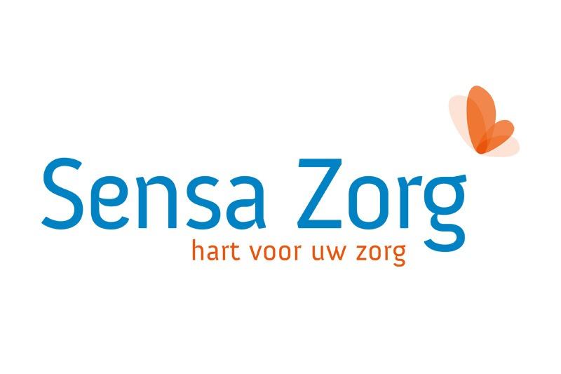 Sensa Zorg Logo laten ontwerpen in Utrecht