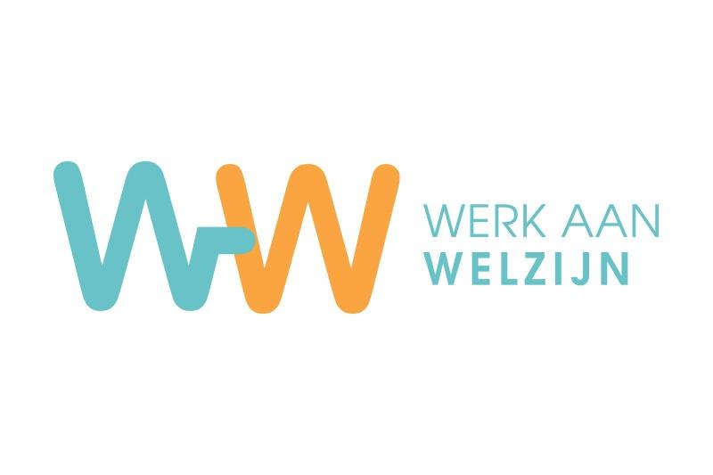 Werk aan welzijn logo laten ontwerpen in Utrecht bij Nourmedia